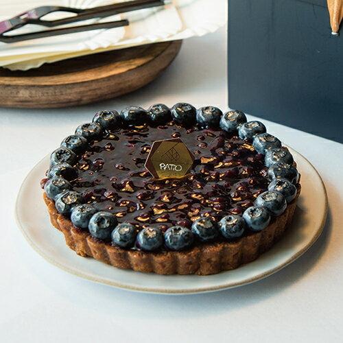 藍莓派 【PATIO帕堤歐】6吋/團購美食/生日蛋糕/藍莓蛋糕/藍莓派/美味派