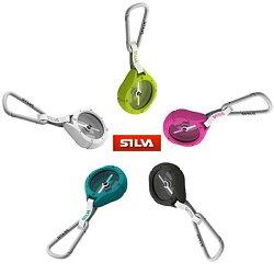 【露營趣】瑞典 SILVA 36906 時尚輕巧 Metro 指北針 五色 附鉤環 隨身指北針 口袋型指北針