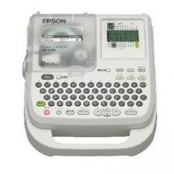 含稅附發票 EPSON愛普生 LW-500 可攜式標籤印表機 標籤機 列印機 可攜式 自動裁切 1