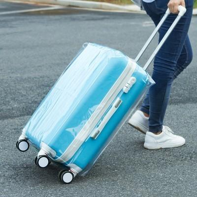 【八八八】e網購~【防水行李箱保護套】NO135拉杆箱旅行箱套