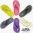 格子舖*【KBLC-001】(男女22-29)MIT台灣製 EVA塑膠 彈性樹酯 柔軟情侶鞋夾腳拖 人字拖 海灘拖 6色 - 限時優惠好康折扣