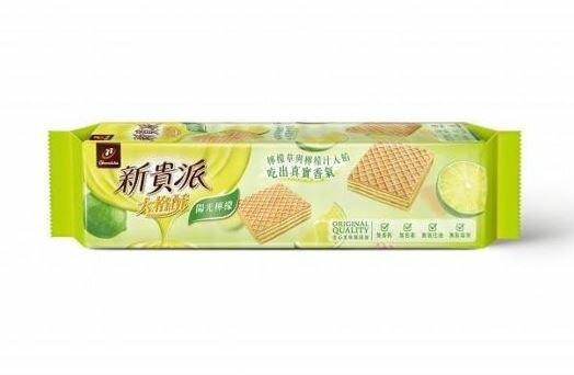 77新貴派大格酥-陽光檸檬97g(6入)【合迷雅好物商城】