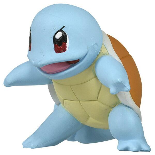 【傑尼龜 公仔】寶可夢 傑尼龜 模型 公仔 MS-13 收藏 PVC 日本正版 該該貝比日本精品