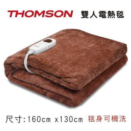 <br/><br/>  THOMSON SA-W01B 雙人 電熱毯 微電腦 溫控  電毯 公司貨 6期0利率<br/><br/>