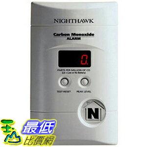 [現貨供應 5年保固] Kidde《瓦斯及一氧化碳》兩用偵測警報器含備用電池(110V 交流電驅動) COEG-3_CB15