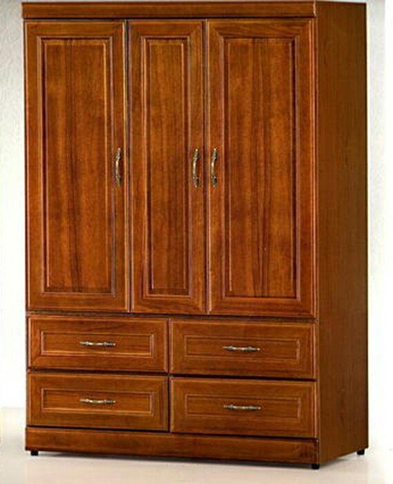 【尚品傢俱】614-29 正樟木4x6尺衣櫃~另有3x7尺衣櫃~抽底實木/衣櫥/收納櫃/儲物櫃