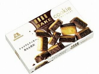 森永小盒BAKE餅-巧克力35g