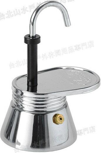 GSI 不鏽鋼義式咖啡壺/摩卡壺/戶外咖啡壺 MINI EXPRESSO 一杯量 65101 台北山水