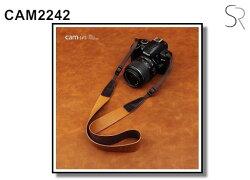 [滿3千,10%點數回饋]【Cam.in】潮流相機背帶 型號:CAM2242 顏色:棕色
