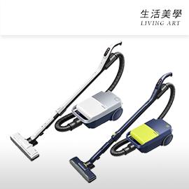 嘉頓國際SHARP【EC-KP15P】吸塵器自走式紙袋集塵