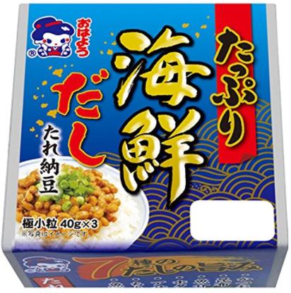 山田 海鮮高湯極小粒納豆 0
