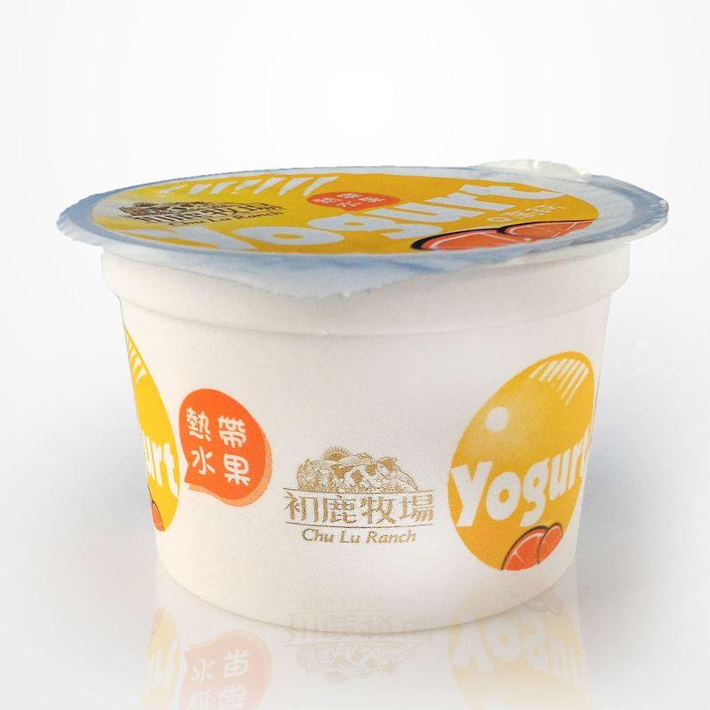 初鹿牧場 熱帶水果優格 12杯 健康好吃【台東專區】 1