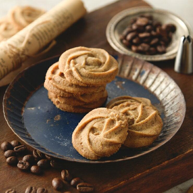 曲奇餅 下午茶點心 咖啡曲奇餅乾 重量:約200公克