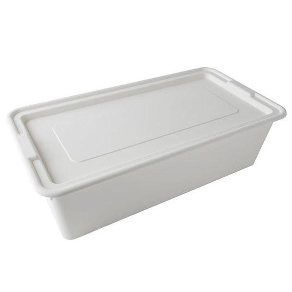 附蓋塑膠收納盒 ROBIN WIDE NITORI宜得利家居 0