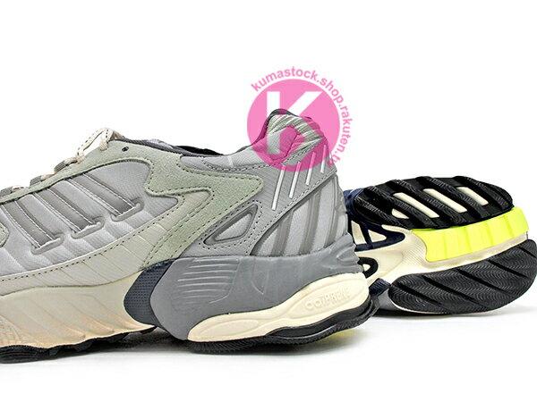 [20% OFF] 2019 限量發售 丹麥火紅服飾品牌 Norse Projects x adidas Consortium TORSION TRDC NP 灰銀 老爹鞋式樣跑鞋 專利抗扭科技 (EF7666) ! 3