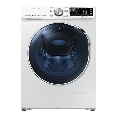 SAMSUNG 三星 10公斤AddWash洗脫烘滾筒洗衣機 WD10N64FR2W/TW
