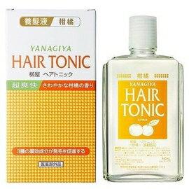 柳屋 髮根營養液 柑橘加強版 240ml 日本版