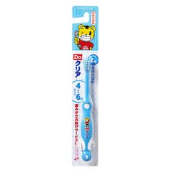 三詩達 巧虎幼兒牙刷4-6歲(軟性毛)-(顏色隨機出貨)