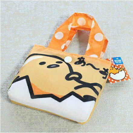 【敵富朗超巿】蛋黃哥購物袋