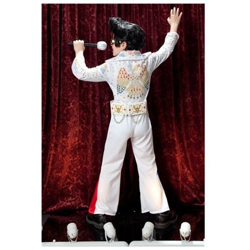 Deluxe Elvis Child Halloween Costume 2