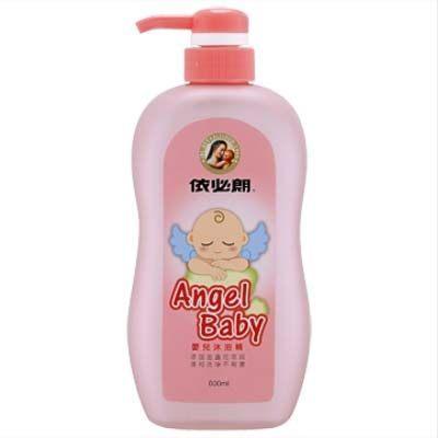 依必朗 嬰兒沐浴精 600ml【德芳保健藥妝】