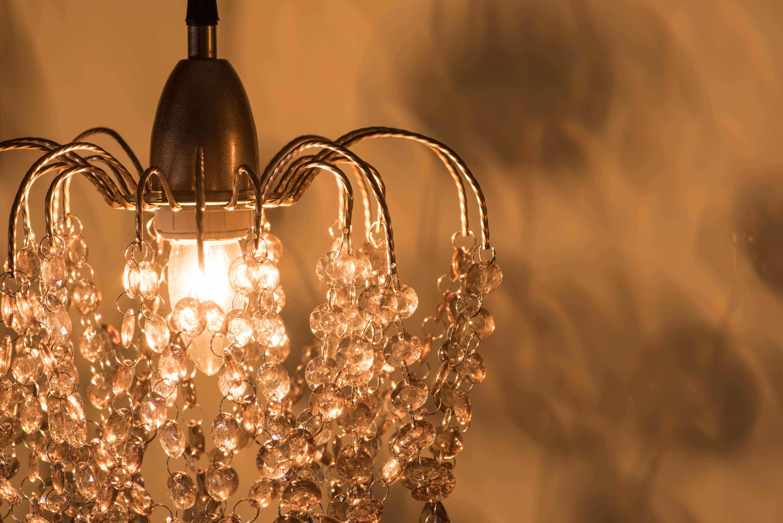 玫瑰金壓克力珠吊燈-BNL00047 6