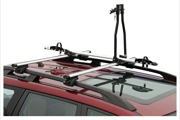 美琪(安全收納)汽車自行車架頂架單車架通用車載行李架