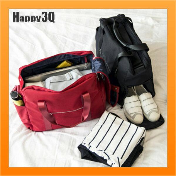 健身包運動包打球包旅行包隨身包小包鞋子包手提包斜背包側背-紅灰黑【AAA4166】