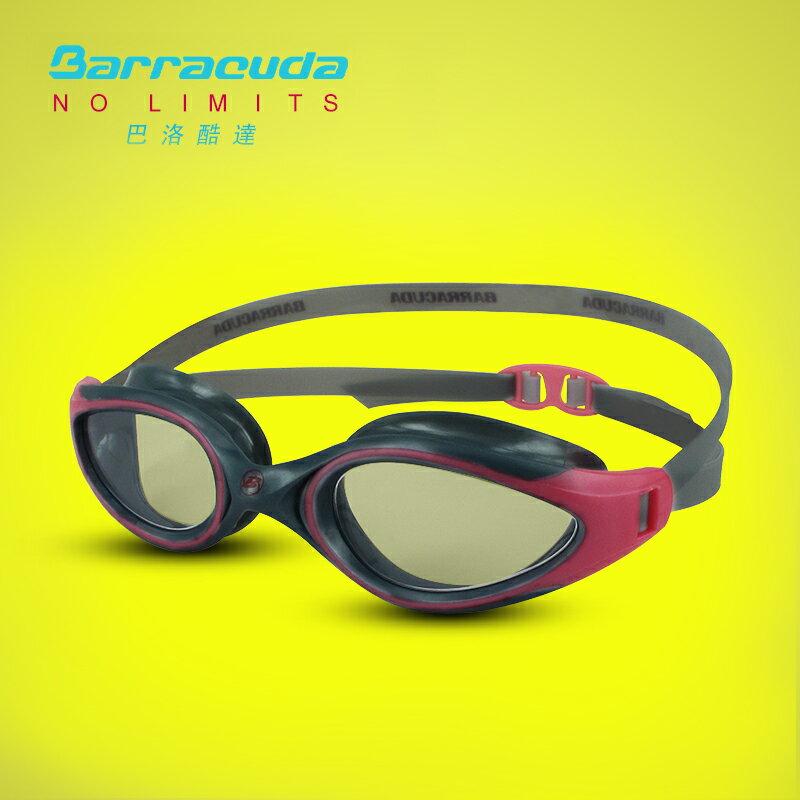 美國巴洛酷達Barracuda成人抗UV防霧泳鏡-AQUATEC-#35125 1