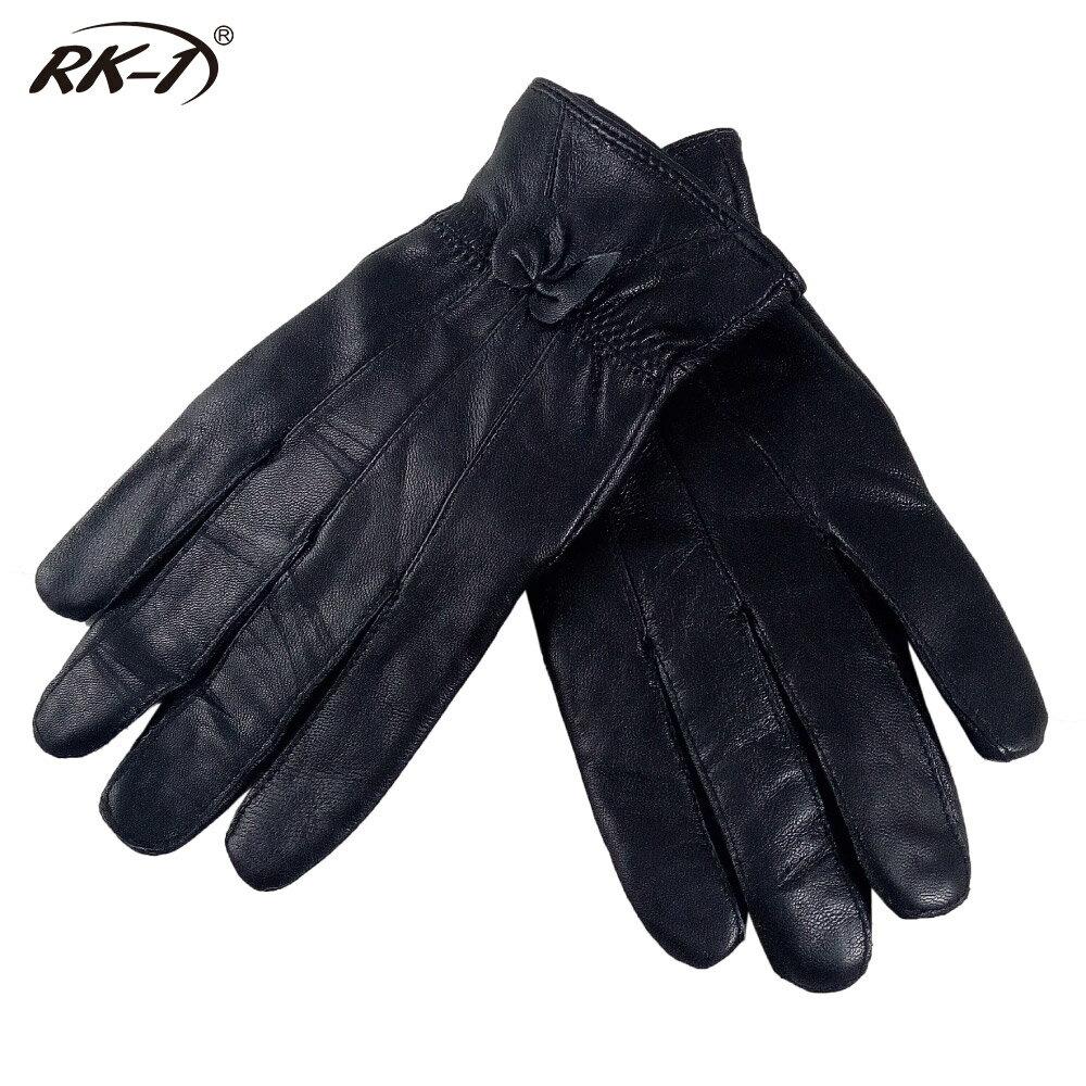 小玩子 RK-1 女用 手套 保暖 禦寒 舒適 柔軟 皮革 有型 騎車 機車 RK180