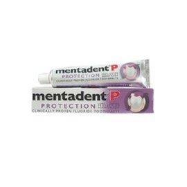 美達淨Mentadent P 除齒斑牙周保健含氟牙膏 100G/條★愛康介護★