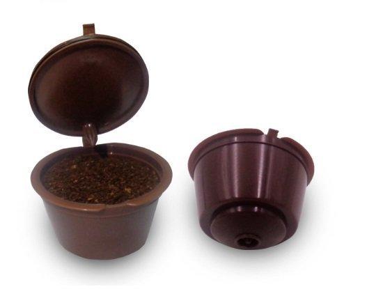 膠囊咖啡過濾器 適用:Dolce Gusto雀巢咖啡機 Circolo/Genio/Melody【居家達人-BA008】