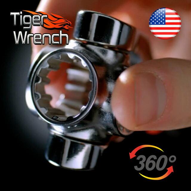 美國Tiger wrench 48合1萬用套筒扳手神器(新一代)-獨家總代理 2