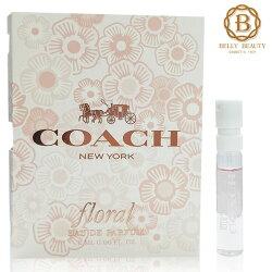 Coach Floral 芙洛麗女性淡香精 2ml 針管 (95396)《Belle倍莉小舖》