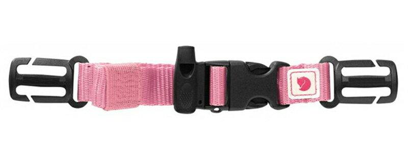 【鄉野情戶外專業】 Fjallraven |瑞典| 小狐狸 Kanken背包 專用胸扣-粉紅 23500