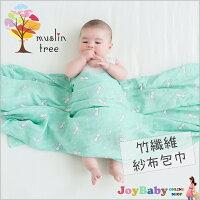 紗布包巾蓋被-荷蘭Muslin tree童趣系雙層嬰兒空調被子 JoyBaby 0
