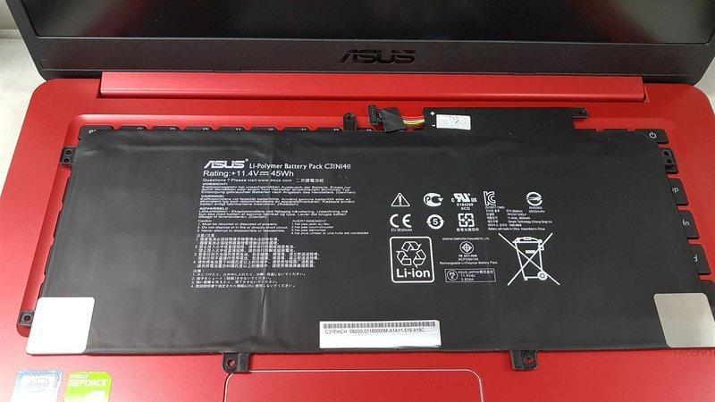 筆電達人 華碩 ASUS C31N1411 原廠電池 U305I U305CA U305F U305FA U305L U305UA UX305LA UX305UX305CA UX305FA U350 ...
