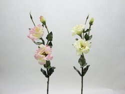 ★超低價★2花1苞 洋桔梗-淺綠 / 人造花 空間 景觀 佈置 造景