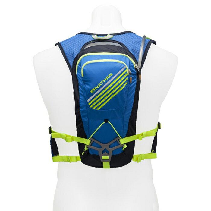 Grit戰鬥水袋背包(2L)藍-NA5034NEBY 0