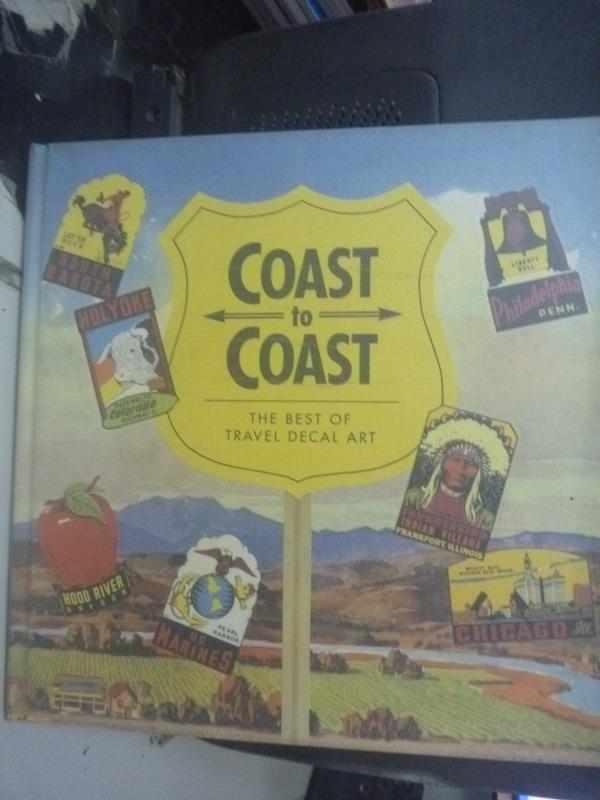 ~書寶 書T9/藝術_ZAU~Coast to Coast: The Best of Tr