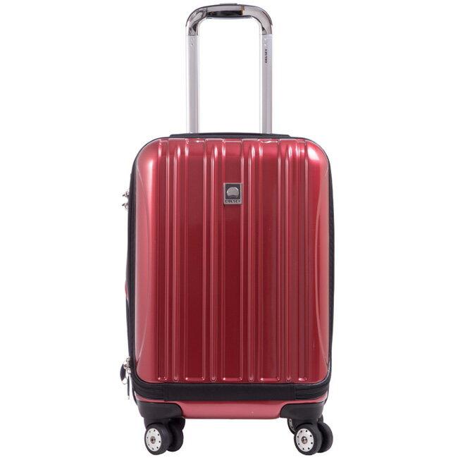 【加賀皮件】 DELSEY HELIUM AREO系列 多色 拉鍊 可擴充加大 旅行箱 20吋 行李箱 400076801