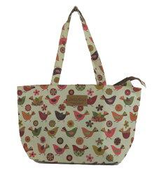 【賠錢出清】 Dolly Club朵莉俱樂部(台灣製造防水包)肩背袋 水餃包 可愛小鳥圖案