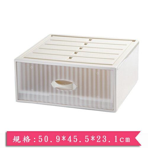 KEYWAY 單抽式抽屜收納箱CT-881【愛買】