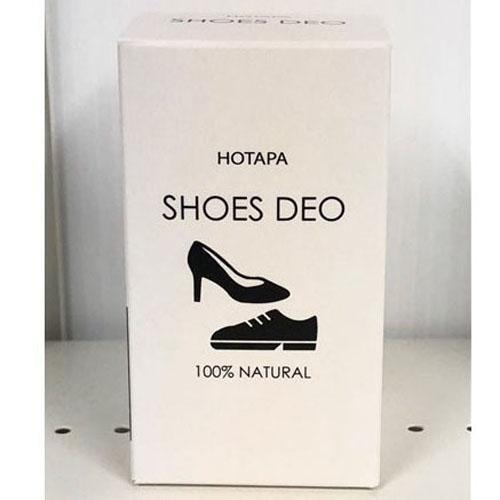 日本品牌 HOTAPA 100% 純天然成分鞋子除臭粉