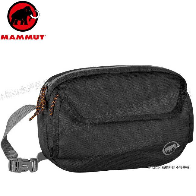 Mammut 長毛象 Add-on Chest Bag 快拆胸前包/外掛包/登山胸前袋 地圖視窗/附背包套 2530-00091-0001