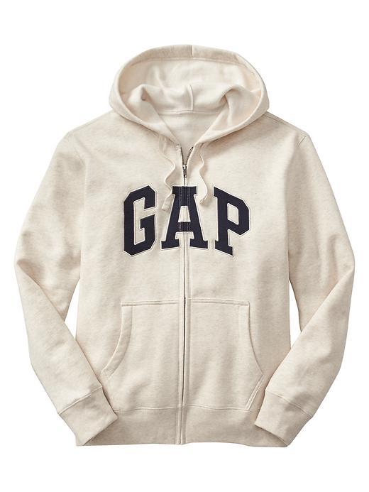 【蟹老闆】GAP【現貨】美國 GAP 經典文字LOGO款 男生 淺米灰色 長袖外套