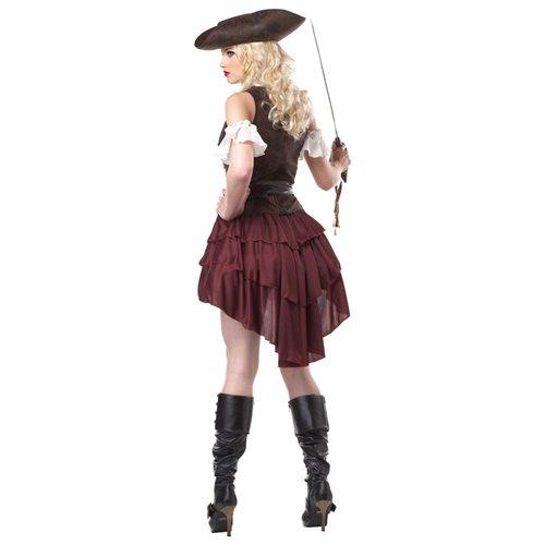 Sexy Swashbuckler Adult Costume 1