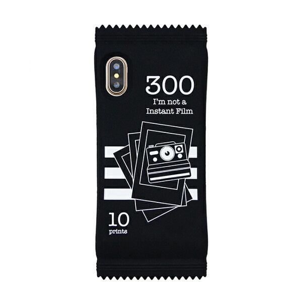 【Candies】立體點心手機殼(立可拍)-IPhoneX