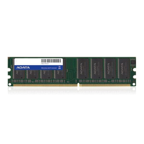 【新風尚潮流】威剛桌上型記憶體 1G DDR-400 穩定性高 終身保固 AD1U400A1G3-R