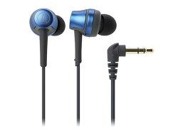 弘達影音多媒體 ATH-CKR50 藍色 audio-technica 日本鐵三角 耳道式耳機 免運費
